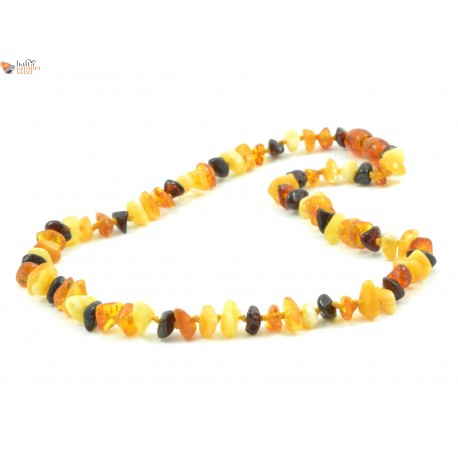 Lemon Beans Style Amber Baby Necklace