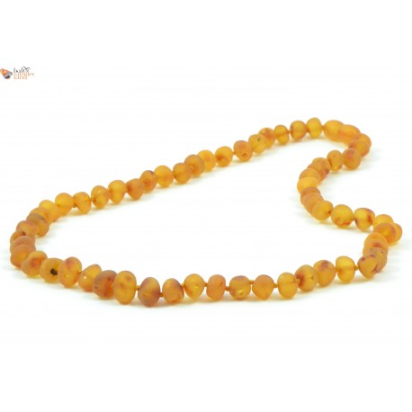 Honey Baroque Amber Necklaces for Adults