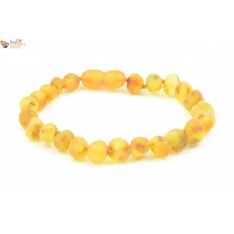 Honey Baroque Amber Adult Bracelets