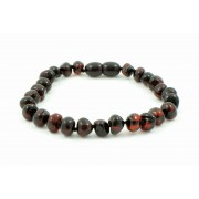 Cherry Baroque Amber Adult Bracelets