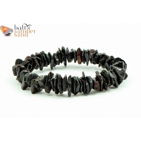 Amber Nugget Bracelets for Adults
