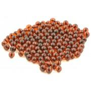 Round Amber Beads