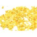 Milky Round Amber Beads