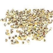 Loose Mosaic Amber Beads